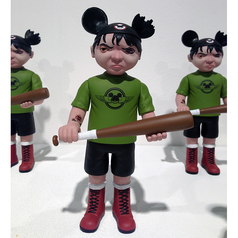 Mouseketeer Army Will by Bob Dob